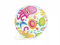 Мяч надувной 59040 (Морские животные)