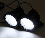 Прожектор светодиодный 3,5Вт 18В подводный IP68, фото 4