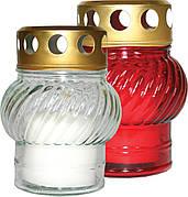 Лампада стеклянная Bispol 19шт/уп №W001(45-0)