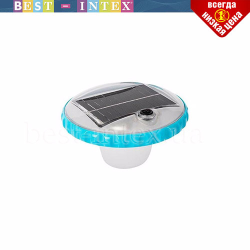 Плавающая подсветка Intex 28695 (На солнечной батарее)