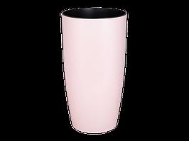 """Вазон """"Альфа"""" d22*41,5см. (светло-розовый)"""