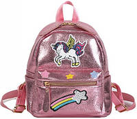 Міні-рюкзак молодіжний Magic Horse Pink, фото 1