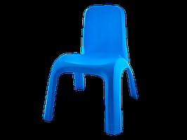 Стул детский (голубой)