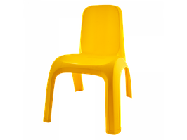 Стул детский (т.жёлтый)