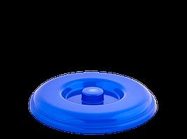 Крышка для ведра  8л. (синяя)