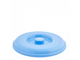 Крышка для ведра  5л. (голубая)
