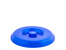 Крышка для ведра 10л. (синяя)