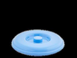 Крышка для ведра 18л. (голубая)