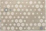 Шерстяной ковер HEXAGON Haute couture 170x240 Sitap Италия (бесплатная адресная доставка), фото 2
