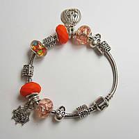 Женский браслет Pandora (Пандора) Хелловин