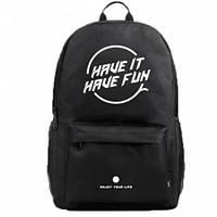"""Рюкзак HAVIT HV-H001, 15,6"""" (25шт/ящ)"""