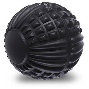 Массажер для спины Ball Rad Roller FI-1687 (TPR, диаметр 12см, цвета в ассортименте), фото 2