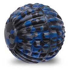 Массажер для спины Ball Rad Roller FI-1687 (TPR, диаметр 12см, цвета в ассортименте), фото 3