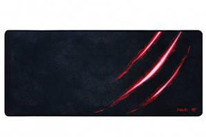 Коврик для мыши HAVIT HV-MP860, black/red