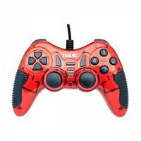 Джойстик игровой HAVIT HV-G85 USB+PS2+PS3 red