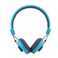 Навушники з мікрофоном HAVIT HV-H328F light blue