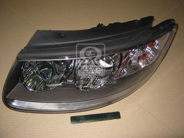 Фара левая передняя Hyundai SANTA FE