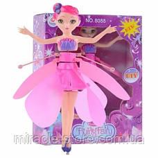 Кукла летающая фея Flying Fairy летит за рукой, фото 2