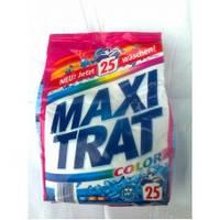 Стиральный порошок для цветного MaxiTrat концентрат на боле чем 25стирок 2кг