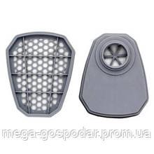 Фильтр угольный VITA Сталкер-2, фильтры к респираторам Сталкер, VITA крепление (резьба)