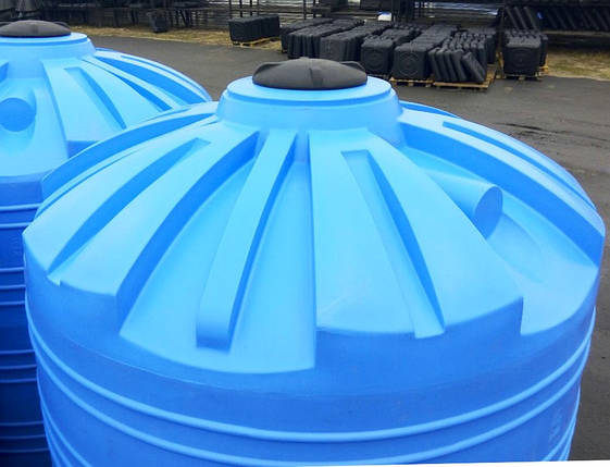 Емкость круглая вертикальная V-7000, фото 2