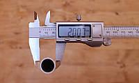 Труба  алюминиевая ф20 мм (20х4мм) АД31Т, фото 1