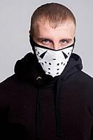 Защитная маска Бафф FDR Jason Black, фото 1