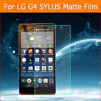 Защитная пленка для LG G4 Stylus матовая