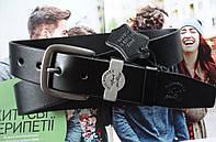 Мужской ремень Paul Shark черный, фото 1