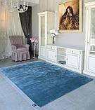 Итальянский ковер EUCALYPTUS OCEAN 86128 синий 200x300 Sitap (бесплатная адресная доставка), фото 2