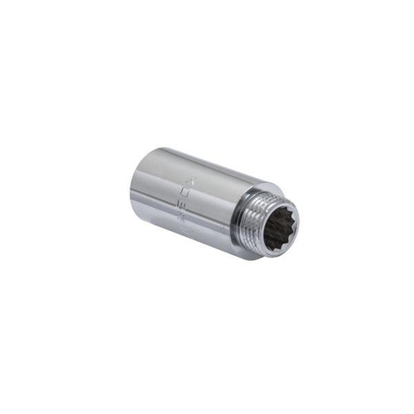 "Удлинитель 1/2""-50мм (хром) KOER KF.E06-50.CHR (KF0098)"
