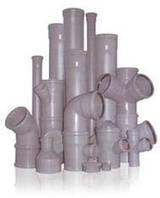 Трубы ПП для внутренней канализации 32-110мм