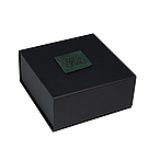 Премиум поножи LOVECRAFT зеленые, натуральная кожа, в подарочной упаковке, фото 5