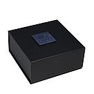 Премиум ошейник LOVECRAFT размер S голубой, натуральная кожа, в подарочной упаковке, фото 5