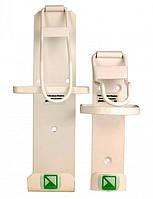 Локтевой дозатор метал, для антисептических, моющих средств и крема