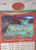 Комплект детского постельного белья в красивой подарочной коробке
