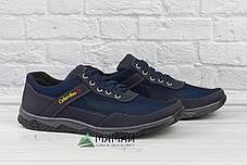 Кросівки чоловічі сітка прошита підошва, фото 3