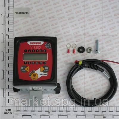 F05010578 Панель індикатора контролю висіву V1200   Gaspardo
