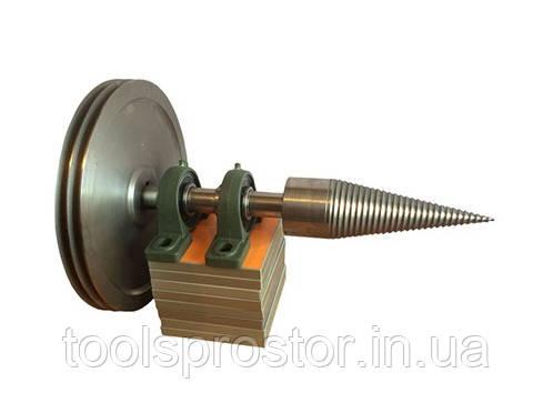 Дровокольный комплект Скиф 2 : Диаметр 70 мм | Вал 35 сталь 285 мм