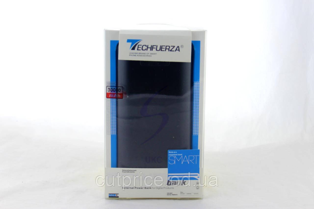 Моб. Зарядка POWER BANK+LCD 30000mah UKC (реальна ємність 9600) (120) уп.60шт.