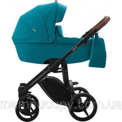 Детская универсальная коляска 2 в 1 Bebetto Luca (09) Бирюзовый