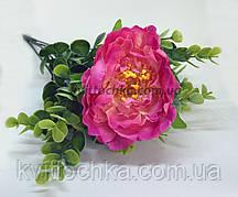Цветок  пиона цена указана за 1 шт, диаметр 10 см