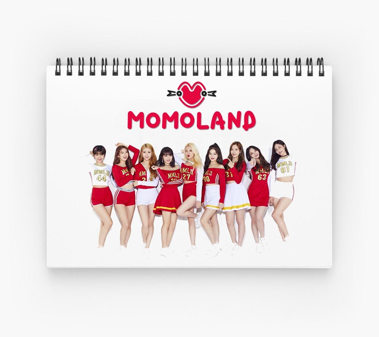 Блокнот MOMOLAND 5