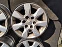 Диски комплект 4 шт.  R17 ET46 разболтовка 6/139.7,4250b251 57037 Pajero Wagon 4 Mitsubishi, фото 3