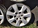 Диски комплект 4 шт.  R17 ET46 разболтовка 6/139.7,4250b251 57037 Pajero Wagon 4 Mitsubishi, фото 4