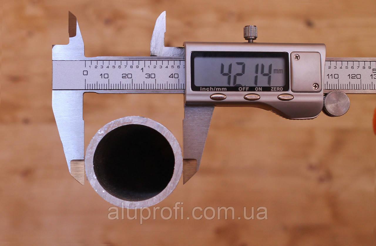 Труба  алюминиевая ф42 мм (42х3,5мм) АД31