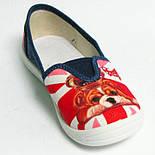 Эспадрильи Собака джинсовый ТМ Валди. Размеры 27-34, фото 4