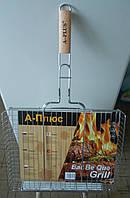 Решетка для барбекю А-Плюс  (глубокая малая)