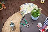 Стіл - скриня Keter Circa Wood Storage Box 140 L Brown ( коричневий ), фото 2