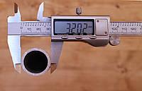 Труба  алюминиевая ф32 мм (32х9) АД31, 6060, фото 1